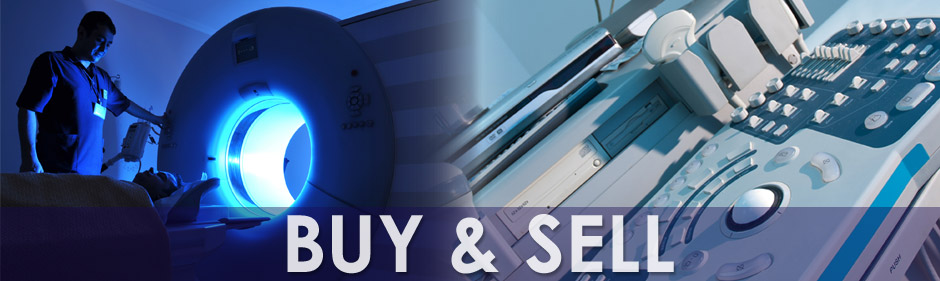 Buy sell diagnostic imaging equipment